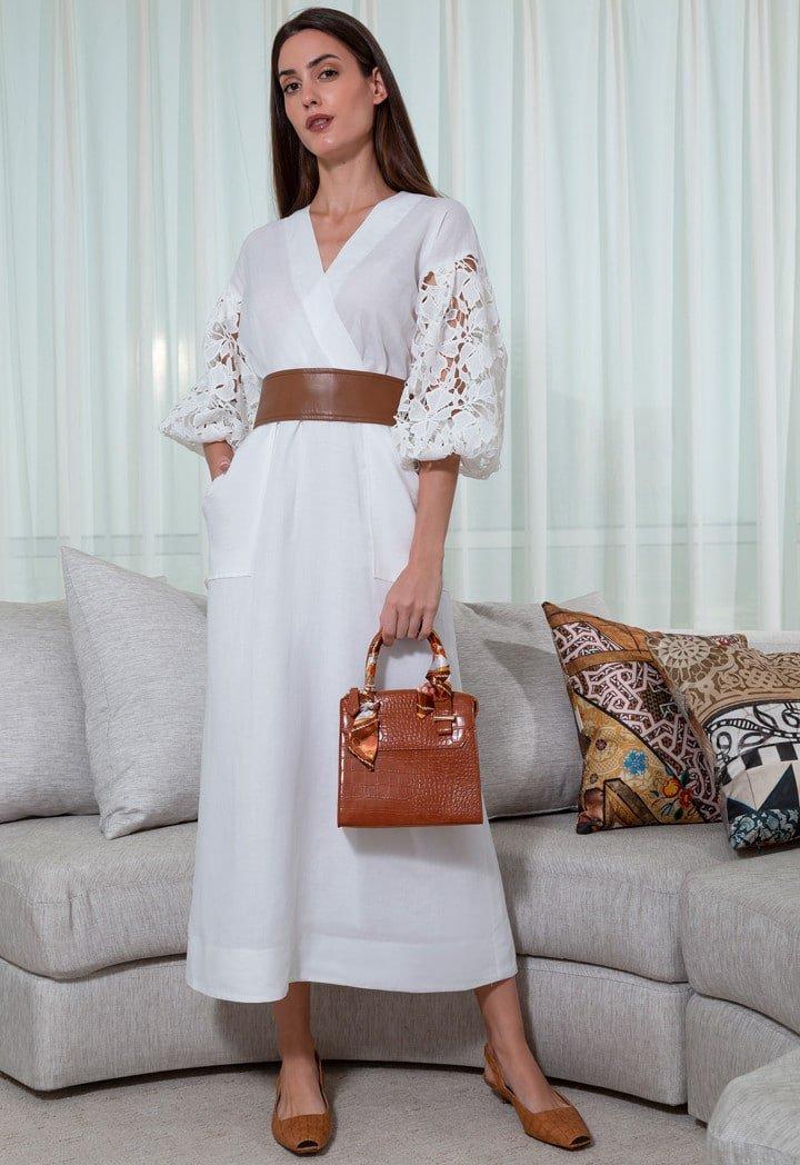 فستان ريفا للامهات من ريفا كيدز اون لاين بخصم 12% حصرى